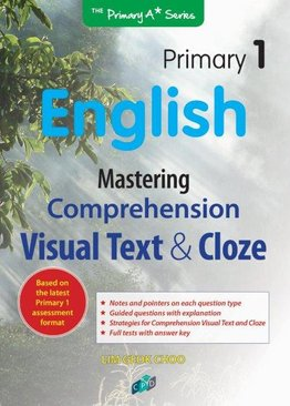Mastering Comprehension Visual Text & Cloze P1