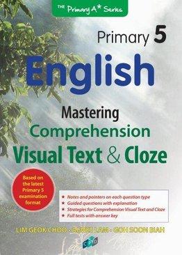 Mastering Comprehension Visual Text & Cloze P5