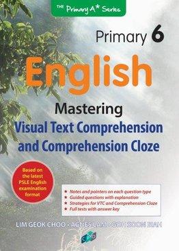 Mastering Comprehension Visual Text & Cloze P6