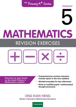 Mathematics Revision Exercises P5