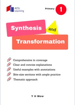 Synthesis and Transformation Primary 1