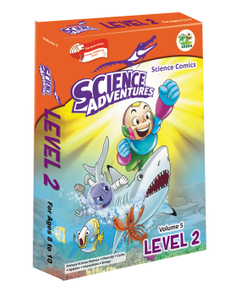 Science Adventures Level 2 [2017 Box Set]