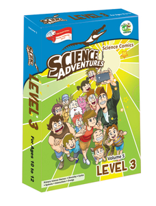 Science Adventures Level 3 [2017 Box Set]