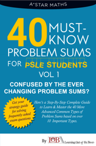 40 Must-Know Problem Sums (Volume 1)