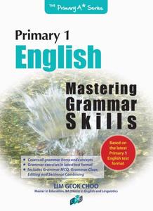 English Mastering Grammar Skills P1