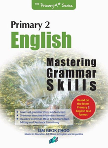 English Mastering Grammar Skills P2