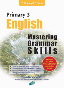English Mastering Grammar Skills P3