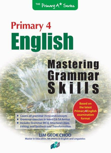 English Mastering Grammar Skills P4