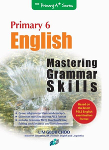 English Mastering Grammar Skills P6