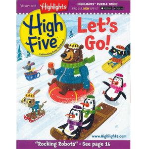 High Five Children Magazines Subscription 2019
