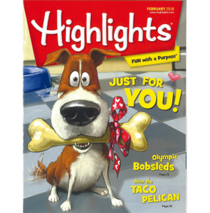 Highlights Children Magazines Subscription 2020