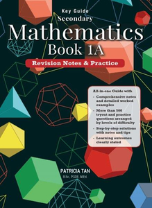 Key Guide: Secondary Mathematics Book 1A