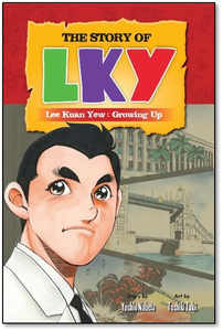 The Story of LKY #1 & #2 (2 Books Bundle)