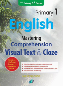 Mastering Comprehension Visual Text & Cloze P1