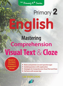 Mastering Comprehension Visual Text & Cloze P2
