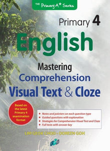 Mastering Comprehension Visual Text & Cloze P4