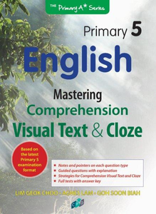 Mastering Comprehension Visual Text & Cloze P5