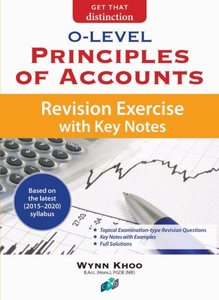 O-Level Principles of Accounts: Revision Notes and Questions