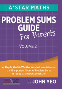 P3-6. Problem Sums Guide for Parents (Volume 2 out of 2)