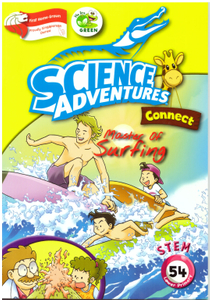 Science Adventures 2019 Subscription - Connect (STEAM)