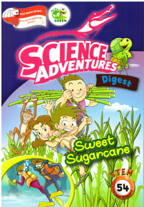 Science Adventures 2019 Subscription - Digest (STEAM)