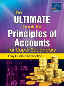 The Ultimate Book For Principles Of Accounts