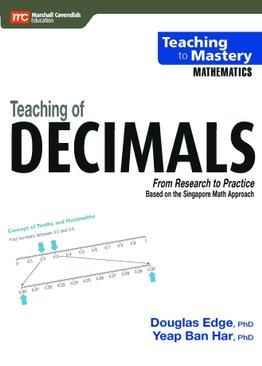 Teaching to Mastery Mathematics: Teaching of Decimals