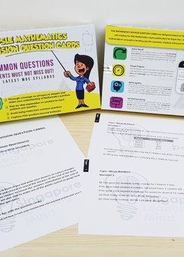 PSLE MATHEMATICS REVISON QUESTION CARDS