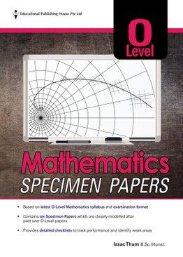 O Level Mathematics Specimen Papers