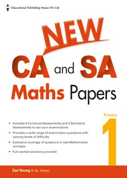 New CA And SA Maths Papers 1