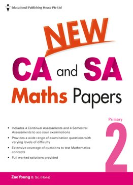 New CA And SA Maths Papers 2