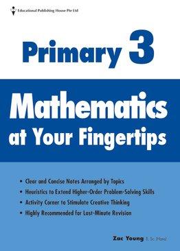 Mathematics at Your Fingertips 3