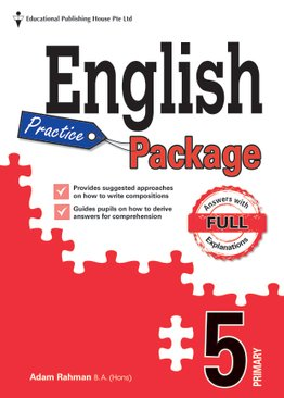 English Practice Package 5