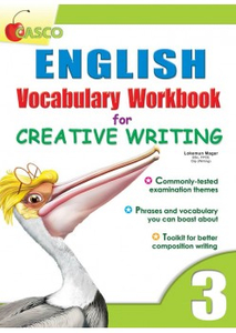 English Vocab Workbook for Creative Writing 3