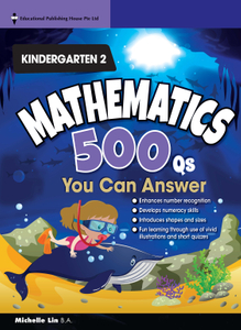 K2 500 Maths Questions You Can Answer