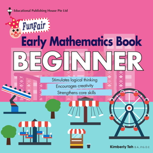 Fun Fair Early Mathematics Book Beginner
