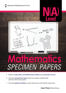 N(A) Level  Mathematics Specimen Papers
