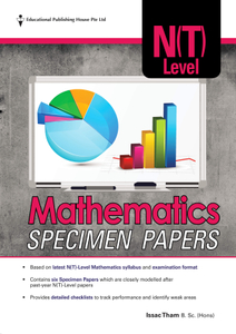 N(T) Level Additional Mathematics Specimen Papers