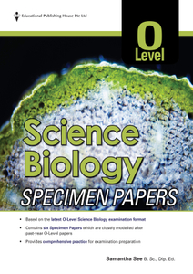 O Level Science Biology Specimen Papers
