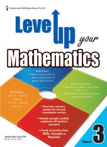 Level Up Your Maths 3