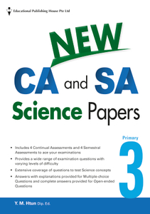 New CA and SA Science Papers 3