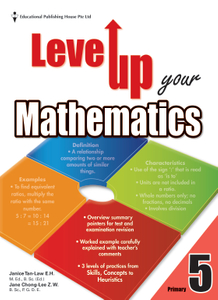 Level Up Your Maths 5