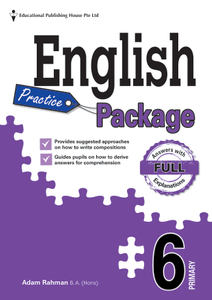 English Practice Package 6