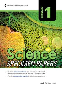Science Specimen Papers Sec 1(E)