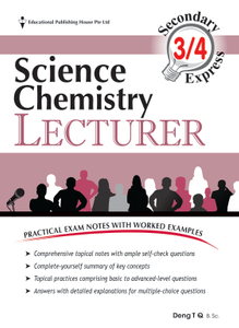 O Level Science Chemistry Lecturer