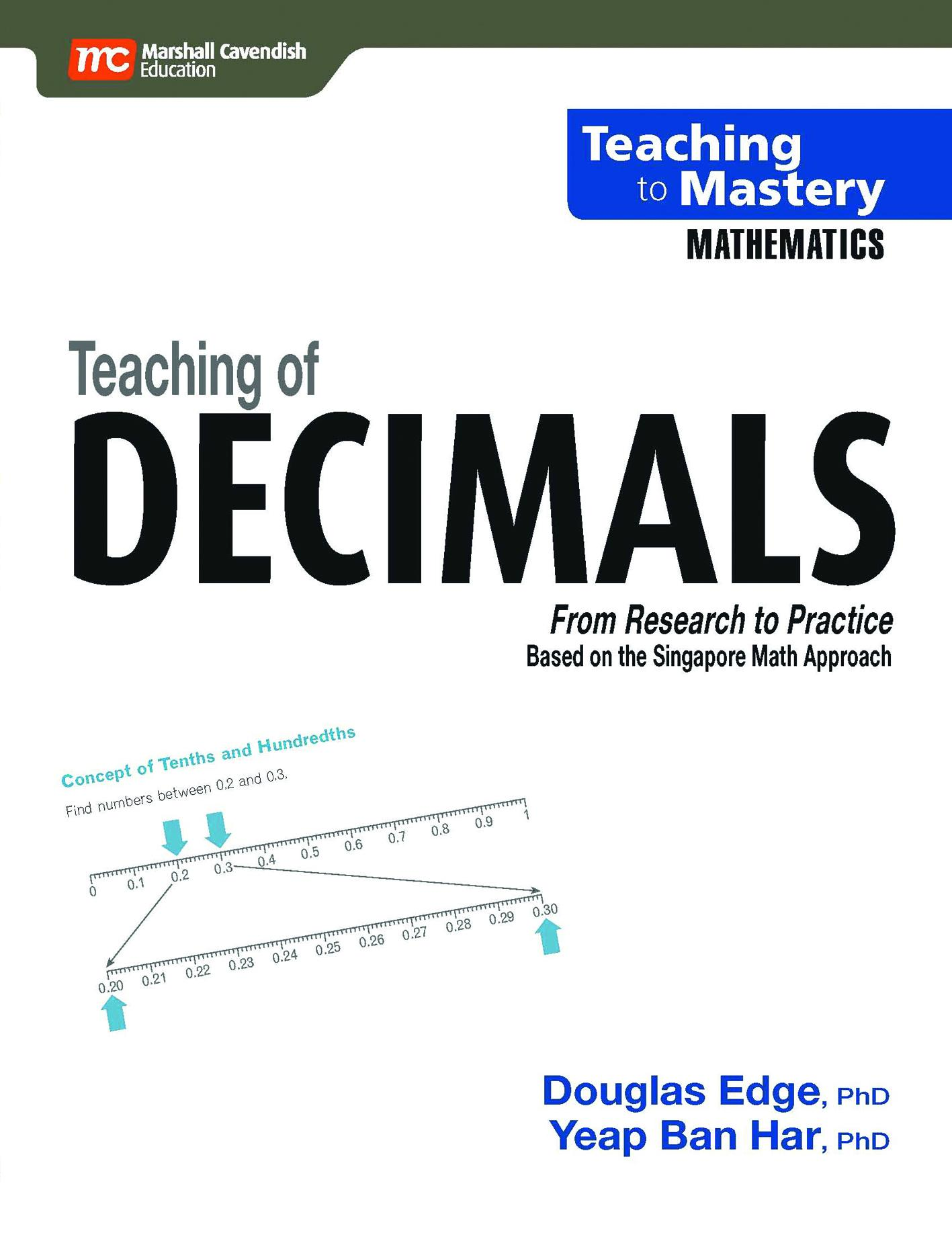 teaching decimals The decimal point is the most important part of a decimal number without it we are lost, and don't know what each position means without it we are lost, and don't know what each position means 17.