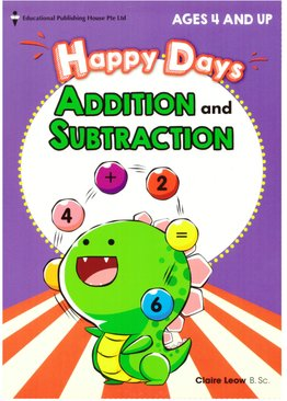 Happy Days Addition and Subtraction