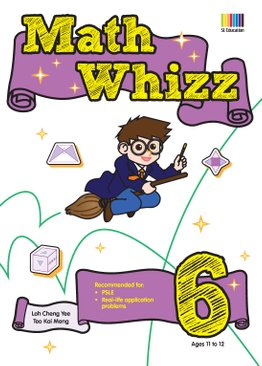Math Whizz 6