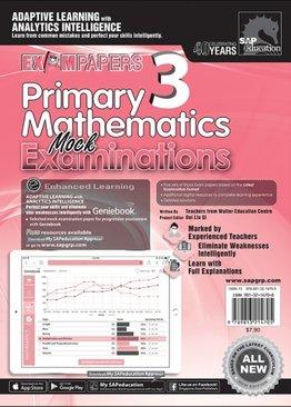 Primary 3 Mathematics Mock Examinations