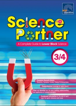 Science Partner: A Complete Guide To Lower Block Science 3/4